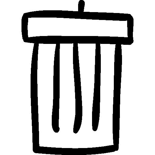 Recycle Bin Sketch