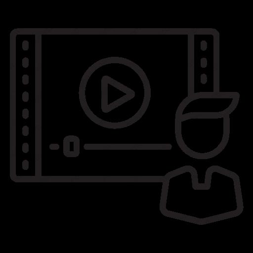 Download Video Channel Icon Inventicons