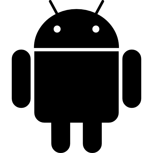 Android Character Symbol