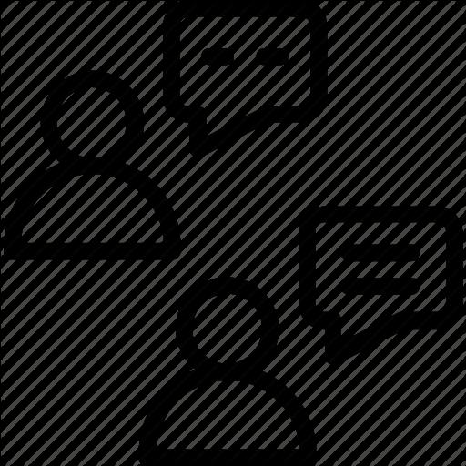 Conversation Chit Chat Transparent Png Clipart Free Download