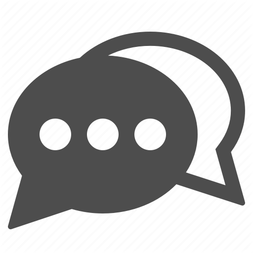 Bubbles, Chat, Chat Bubble, Communication, Speech Bubble Icon