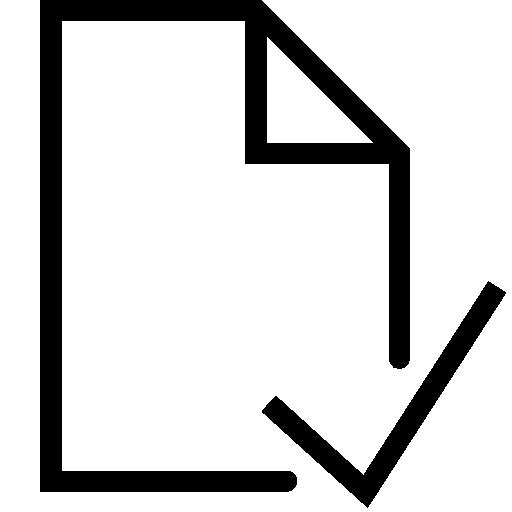 S Check Icon Ios Iconset