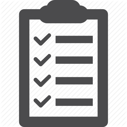 Checklist Icon Checklist Icon
