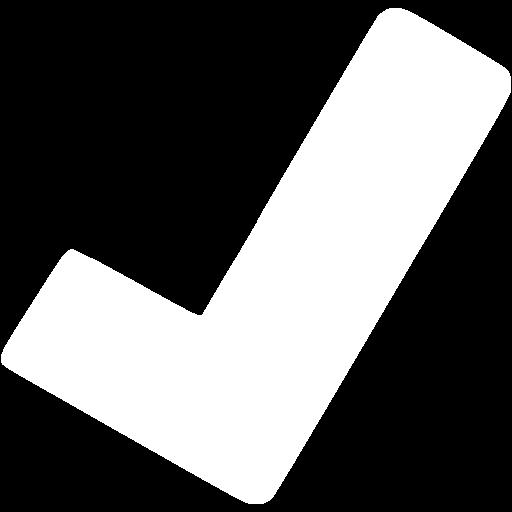 White Check Mark Icon