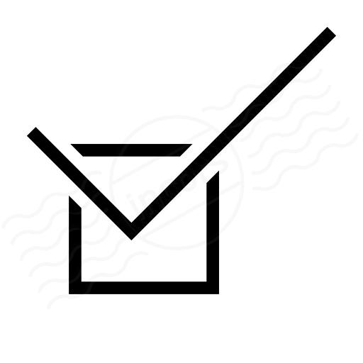Iconexperience I Collection Checkbox Icon