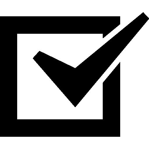 Checklist Checked Box Icons Free Download