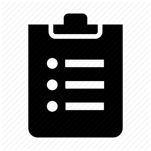 Free List Icon Png Download List Icon Png