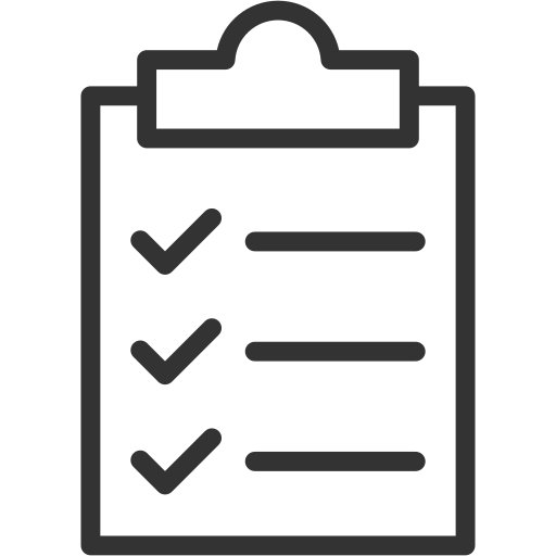 Checklist Icon Free Of Themeisle Icons
