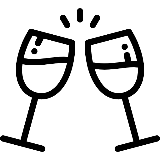 Cheers Free Vector Icons Designed