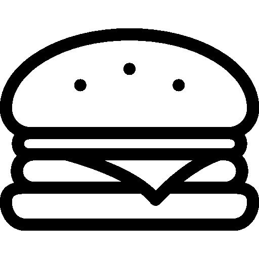 Cheeseburger Icon