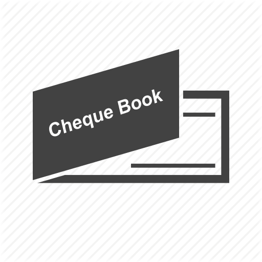 Blank, Book, Cheque, Chequebook, Cheques, Money, Payment Icon