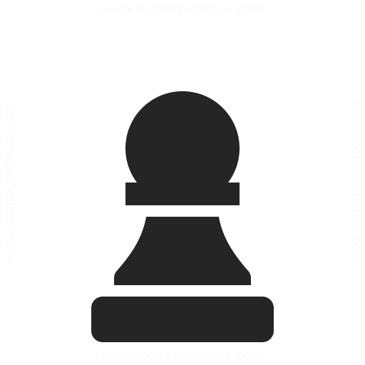 Chess Piece Pawn Icon Iconexperience