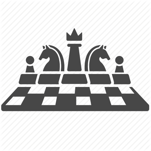Chess, Chessboard, Game, Strategic, Strategy, Tactics Icon