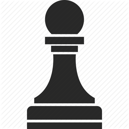 Chess, Game, Game Piece, Pawn Icon