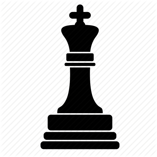Chess, King, Leader, Victory Icon