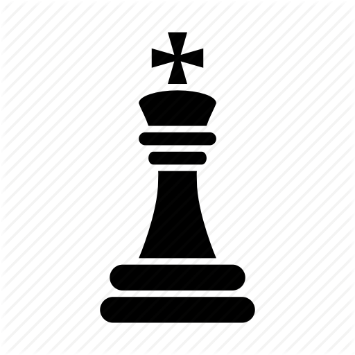 Check, Checkmate, Chess, Game, King, Strategy Icon