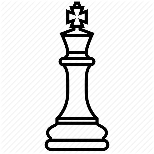 Chess, Emperor, Game, King, Ruler Icon