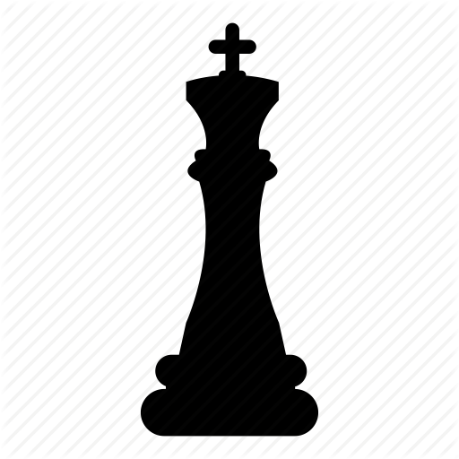 Chess, Game, King, Play Icon