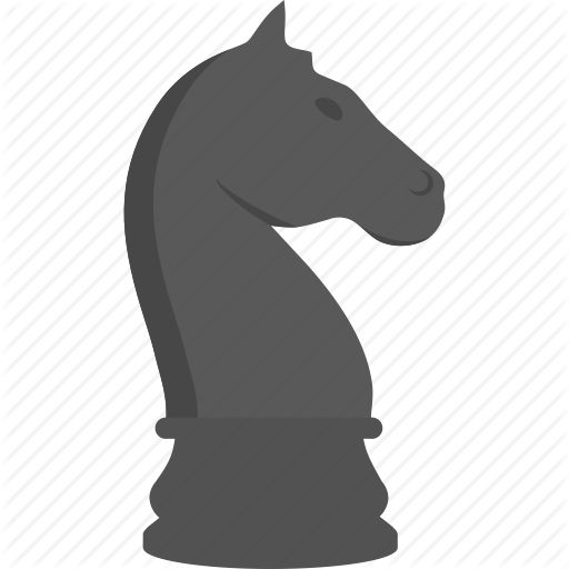 Chess, Chess Piece, Horse, Piece Icon