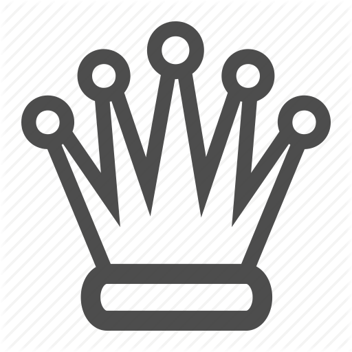Chess, Game, Piece, Queen, Strategy Icon