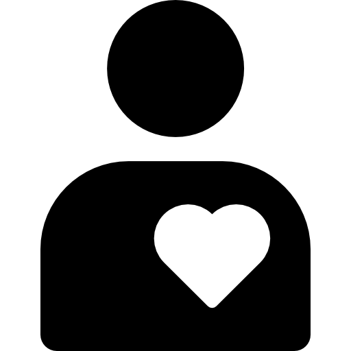 Heart Chest Icons Free Download