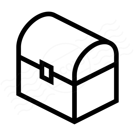 Iconexperience I Collection Chest Icon