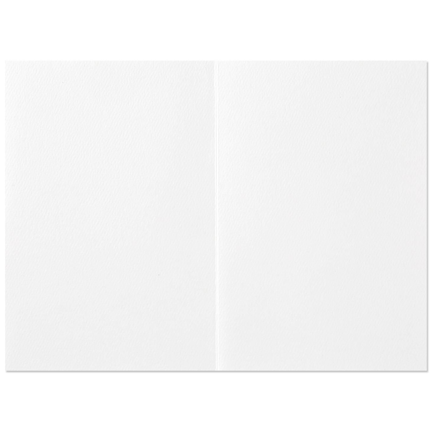 Boston Sketched Icons Blank Card