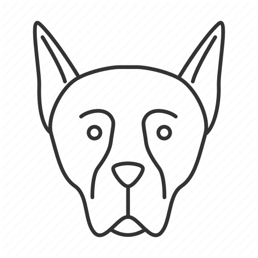 Breed, Doberman, Dobie, Dog, Pet, Pinscher, Puppy Icon
