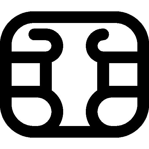 Mobile Sim Card Chip Icon Windows Iconset