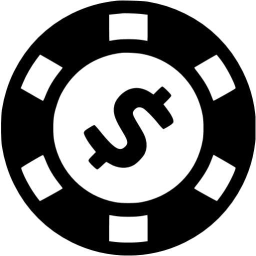 Black Chip Icon