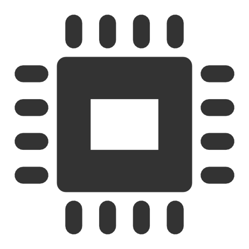 Electronic Chip Icon Download Free Icons