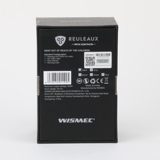 Wismec Reuleaux Rx Box Mod