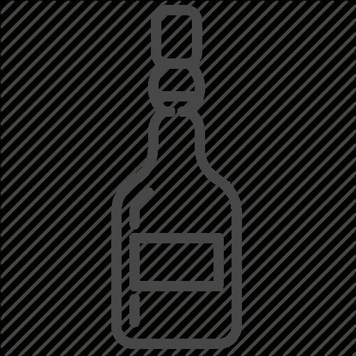Alcohol, Alcoholic, Beverage, Liquor, Portugal, Portuguese Icon
