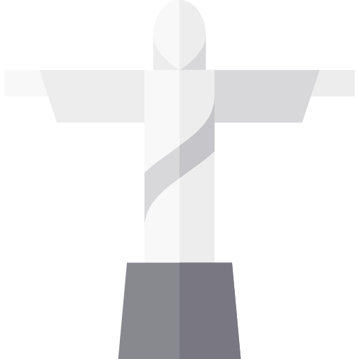 Brazil, Monument, Statue, Landmark, Monuments, Rio De Janeiro