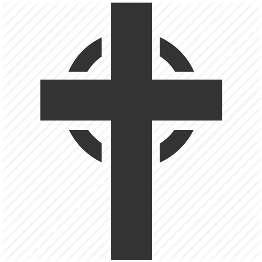 Christian Cross Icon