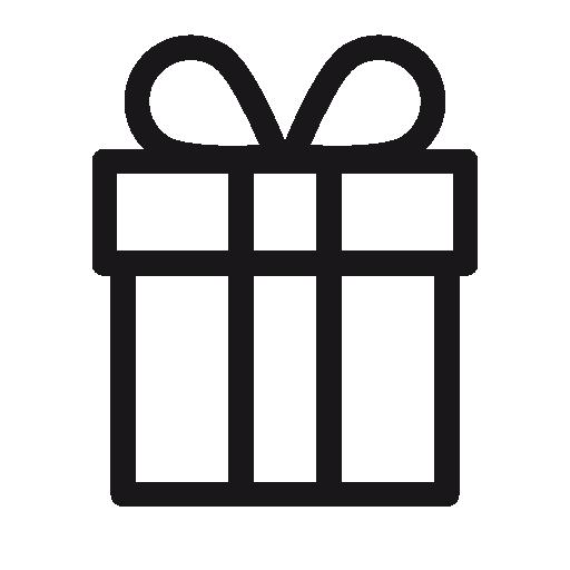 Gift Icon Christmas Iconset Daniele De Santis