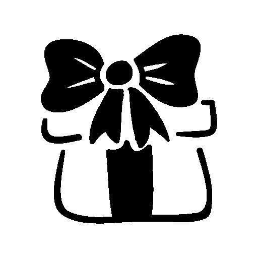 Xmas Gift Icon Christmas