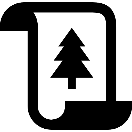 Shapes Christmas Icon