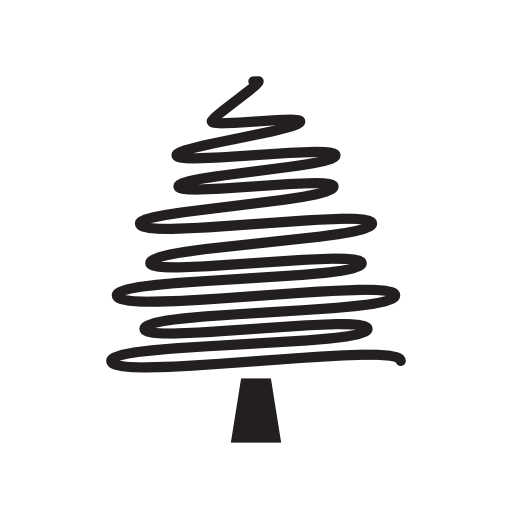 Christmas Tree Drawing Free Vector Icons Designed
