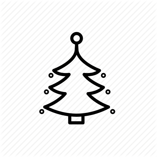Christmas, Christmas Tree, Star, Tree Icon