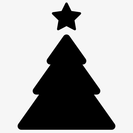 Christmas Tree Icon, Tree Clipart, Christmas Tree, Christmas Png