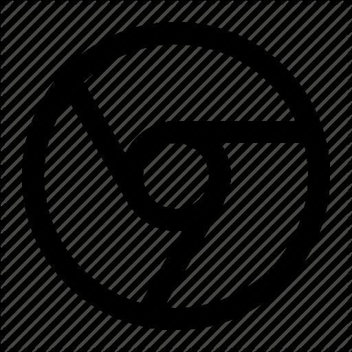 Browser, Chrome, Google, Logo, Social Media Icon