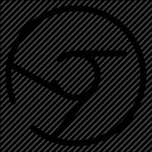 Chrome, Logo, Network, Online, Social Icon
