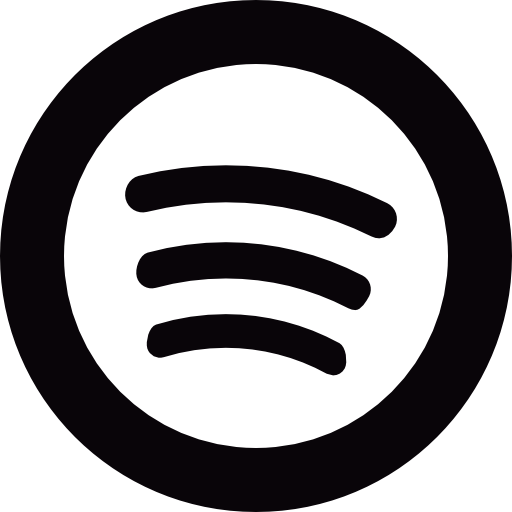 Spotify Transparent White Logo Png Images