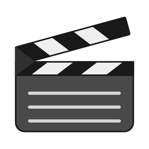 Movie, Cinema, Clapperboard, Theatre Icon Free Of The Movies