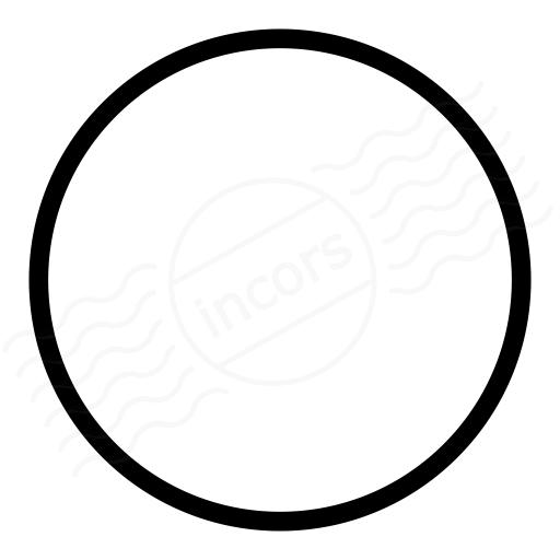 Iconexperience I Collection Shape Circle Icon