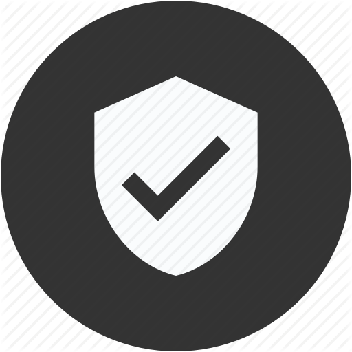 Circle, Sheild, Tick, Trust, Verification, Verified, Verify Icon