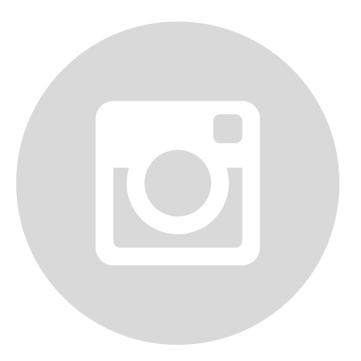 Circle, Gray, Instagram Icon