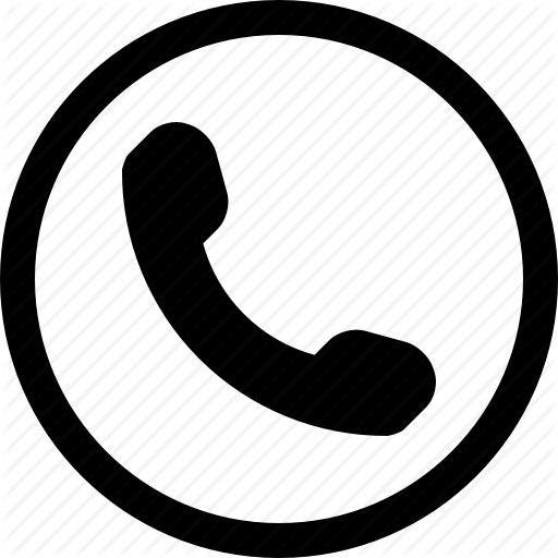 Call, Circle, Office, Phone, Telephone Icon
