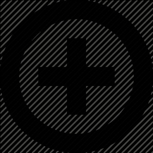 Circle Plus Icon